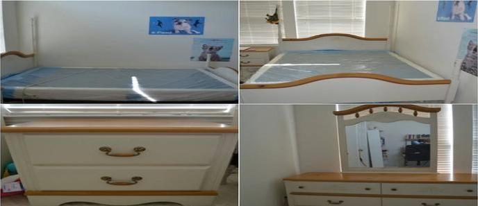 Girls bedroom furniture, United States, Texas, Plano ...