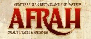 Afrah Mediterranean Restaurant & Pastries