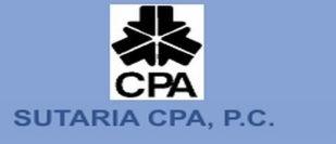 Sutaria CPA, P.C.