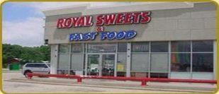 Royal Sweets & Snacks