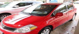 2012 Nissan Versa Hatchback Special Edition 9K Miles