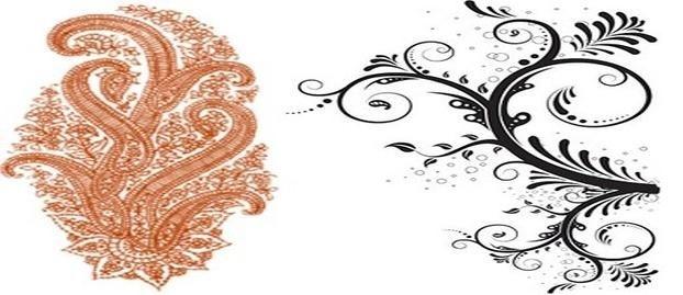 Shruti's mehndi creations