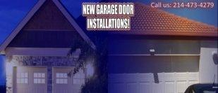 Emergency Garage Door Repair Dallas, TX | Starting $26.95