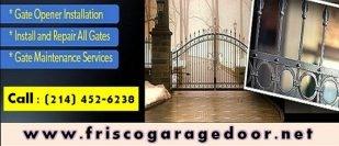 Starting $26.95 Gate Repair and Installation Service Frisco, Dallas