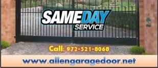 Emergency Gate Opener Repair Starting $26.95 Allen, Dallas