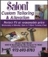 Saloni Custom Tailoring
