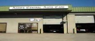 Adams Central Auto Care-Richardson-Texas