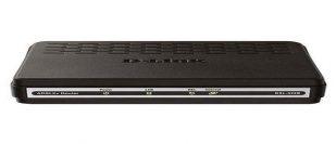 DSL-520B D-Link ADSL2+ Modem Internet Router