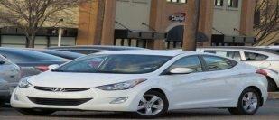 2013 Hyundai Elantra GLS Bluetooth--Single Owner--73k Miles
