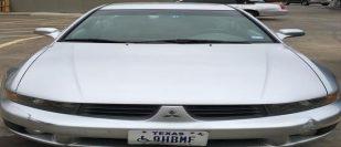 2003 Mitsubishi Galant clean carfax