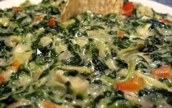 Spinach & Artichoke Dip Panini